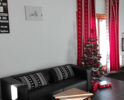 Rent in ski resort Les Chalets de Saint Sorlin - Saint Sorlin d'Arves - Reception
