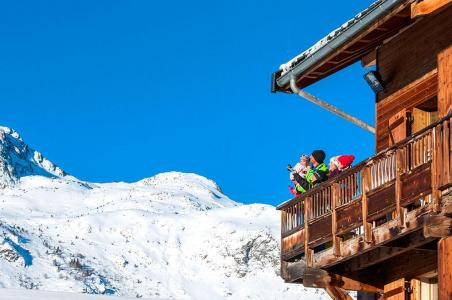 Rent in ski resort Les Chalets de Saint Sorlin - Saint Sorlin d'Arves - Winter outside