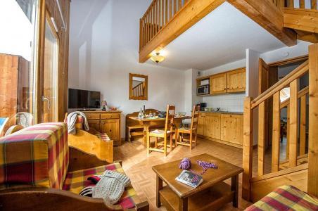 Location au ski Les Chalets de Saint Sorlin - Saint Sorlin d'Arves - Cuisine ouverte