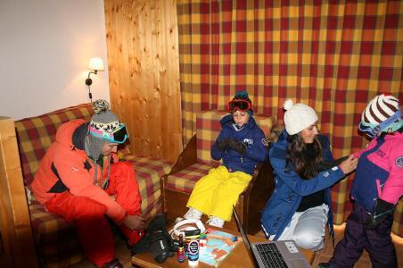 Location au ski Les Chalets de Saint Sorlin - Saint Sorlin d'Arves - Séjour
