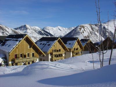 Rental Les Fermes de Saint Sorlin winter