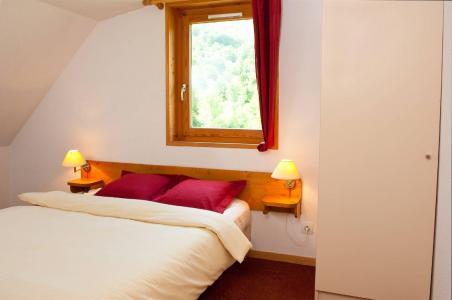 Аренда на лыжном курорте Les Fermes de Saint Sorlin - Saint Sorlin d'Arves - Двухспальная кровать