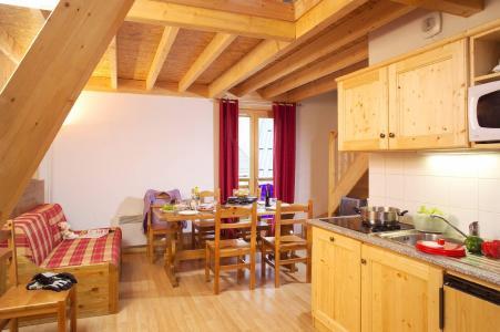 Аренда на лыжном курорте Les Fermes de Saint Sorlin - Saint Sorlin d'Arves - Салон