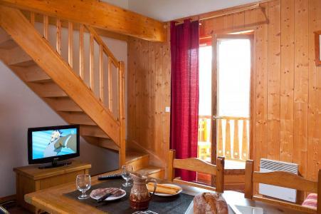 Location au ski Les Fermes De Saint Sorlin - Saint Sorlin d'Arves - Coin repas