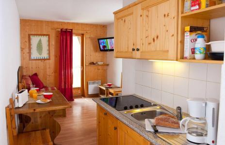 Location au ski Les Fermes De Saint Sorlin - Saint Sorlin d'Arves - Cuisine