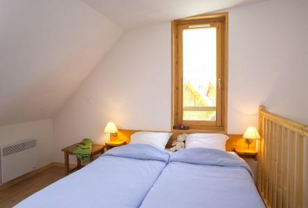 Аренда на лыжном курорте Les Fermes de Saint Sorlin - Saint Sorlin d'Arves - Односпальные кровати