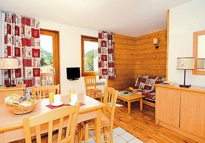 Location au ski Residence L'ouillon - Saint Sorlin d'Arves - Cuisine