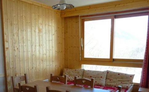 Location au ski Appartement 3 pièces alcôve 8 personnes - Residence Le Balcon Des Neiges - Saint Sorlin d'Arves - Séjour