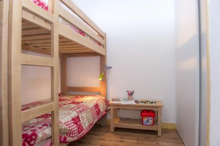 Аренда на лыжном курорте Résidence le Balcon des Neiges - Saint Sorlin d'Arves - Двухъярусные кровати