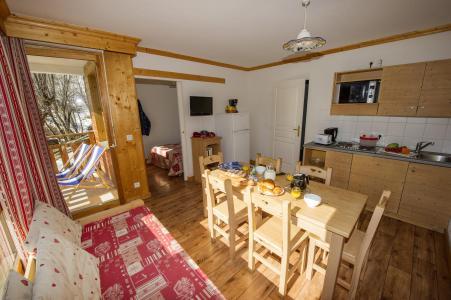 Alquiler al esquí Résidence le Balcon des Neiges - Saint Sorlin d'Arves - Cocina