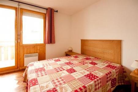 Location au ski Residence Le Balcon Des Neiges - Saint Sorlin d'Arves - Chambre