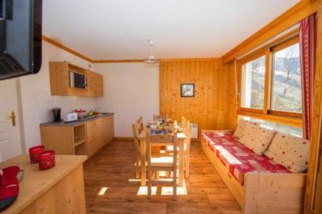 Location au ski Residence Le Balcon Des Neiges - Saint Sorlin d'Arves - Salle à manger