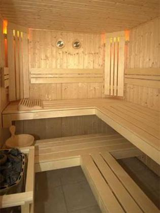 Location au ski Residence Le Balcon Des Neiges - Saint Sorlin d'Arves - Sauna