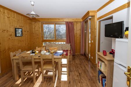 Аренда на лыжном курорте Résidence le Balcon des Neiges - Saint Sorlin d'Arves - Телевизор