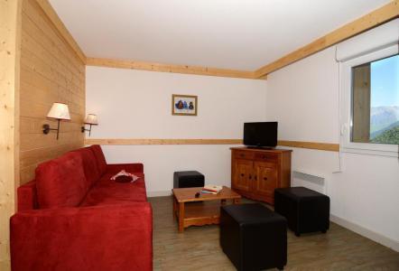 Location au ski Résidence les Bergers - Saint Sorlin d'Arves - Coin séjour