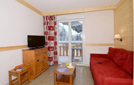 Location au ski Résidence les Bergers - Saint Sorlin d'Arves - Séjour