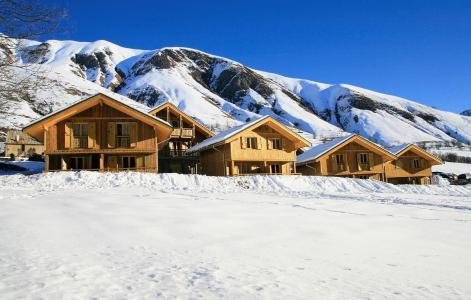 Location Saint Sorlin d'Arves : Résidence les Chalets de l'Arvan II hiver
