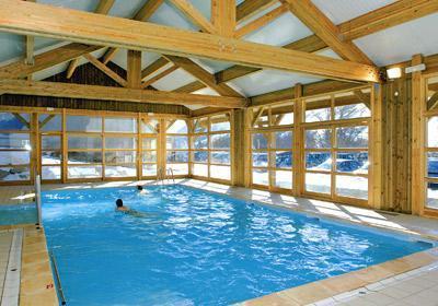 Location au ski Residence Les Chalets De L'arvan Ii - Saint Sorlin d'Arves - Piscine