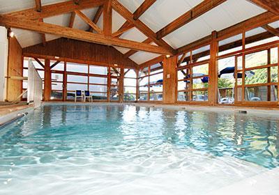 Location au ski Residence Les Chalets De L'arvan - Saint Sorlin d'Arves - Piscine