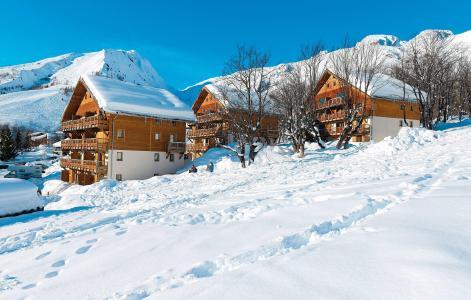 Location Saint Sorlin d'Arves : Résidence les Chalets de la Porte des Saisons hiver