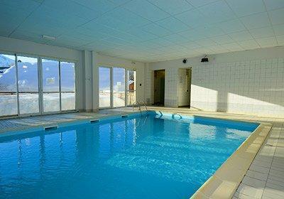 Location au ski Residence Les Chalets De La Porte Des Saisons - Saint Sorlin d'Arves - Piscine