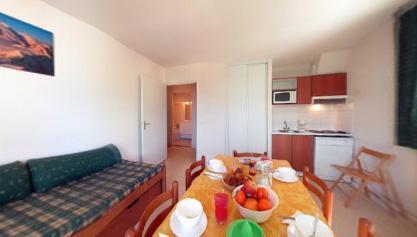 Location au ski Appartement 3 pièces 5-6 personnes - Residence Les Sybelles - Saint Sorlin d'Arves - Banquette-lit