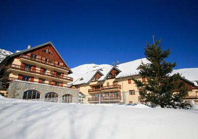 Location au ski Residence Les Sybelles - Saint Sorlin d'Arves - Extérieur hiver