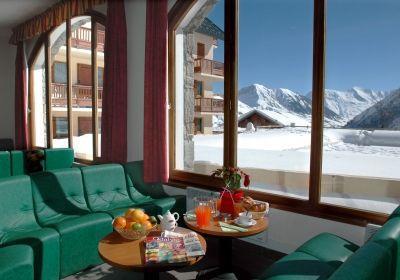 Location au ski Residence Les Sybelles - Saint Sorlin d'Arves - Réception