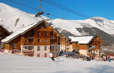 Недорогой отдых на лыжной станции Résidence Prestige l'Orée des Pistes
