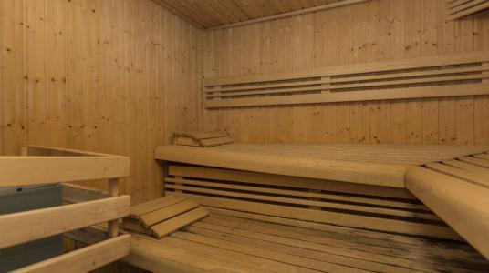 Location au ski Résidence Prestige l'Orée des Pistes - Saint Sorlin d'Arves - Sauna