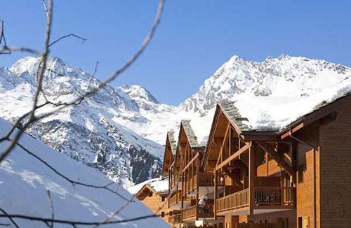 Ski en mars Residence Club Mmv L'etoile Des Cimes