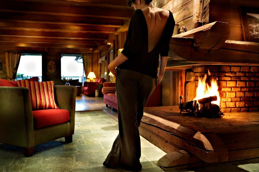 Location au ski Les Fermes de Sainte Foy - Sainte Foy Tarentaise - Réception