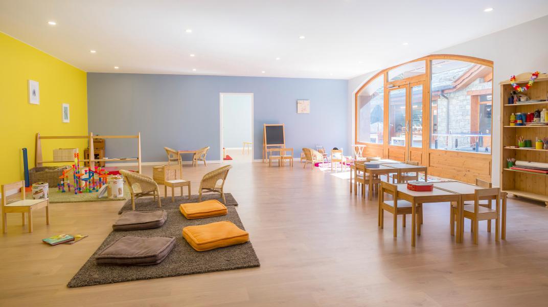 Location au ski Résidence Club MMV l'Étoile des Cîmes - Sainte Foy Tarentaise - Intérieur