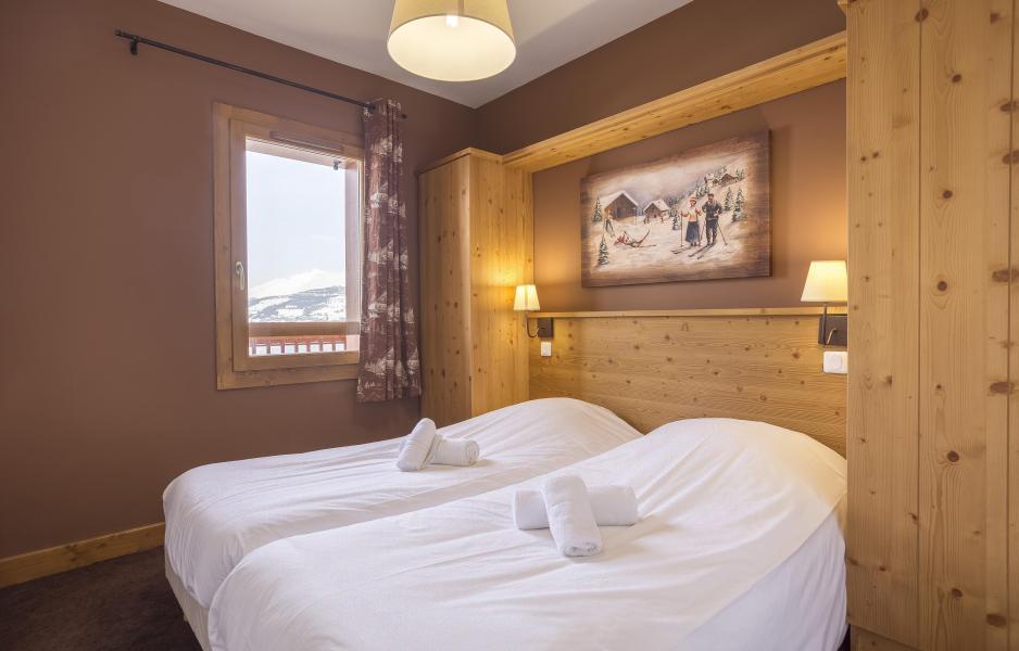 Location au ski Résidence Club MMV l'Étoile des Cîmes - Sainte Foy Tarentaise - Chambre