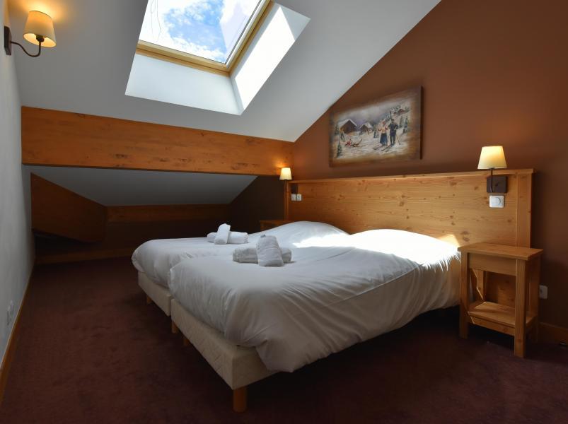 Location au ski Résidence Club MMV l'Étoile des Cîmes - Sainte Foy Tarentaise - Chambre mansardée