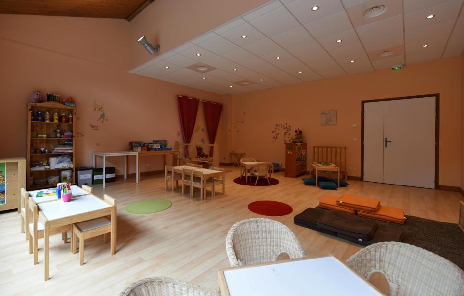 Location au ski Résidence Club MMV l'Étoile des Cîmes - Sainte Foy Tarentaise - Jeux