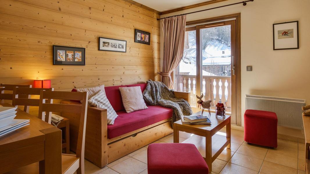 Location au ski Résidence le Ruitor - Sainte Foy Tarentaise - Banquette