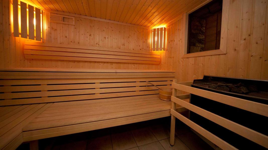 Location au ski Résidence le Ruitor - Sainte Foy Tarentaise - Sauna