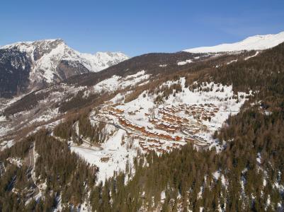 Vacances en montagne Les Fermes de Sainte Foy - Sainte Foy Tarentaise - Extérieur hiver