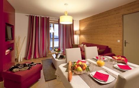 Location au ski Résidence Club MMV l'Étoile des Cîmes - Sainte Foy Tarentaise - Coin repas