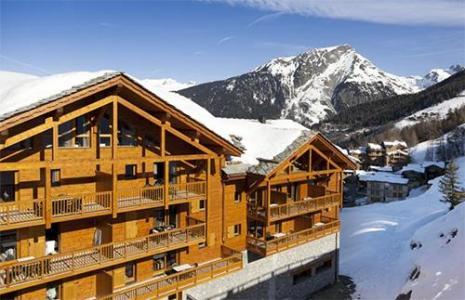 Location au ski Residence Club Mmv L'etoile Des Cimes - Sainte Foy Tarentaise - Extérieur hiver