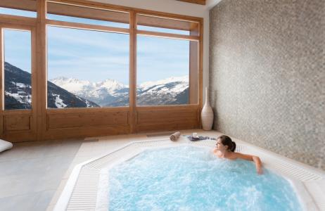 Location au ski Résidence Club MMV l'Étoile des Cîmes - Sainte Foy Tarentaise - Jacuzzi