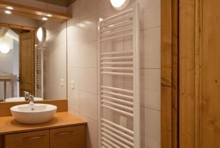 Location au ski Residence Club Mmv L'etoile Des Cimes - Sainte Foy Tarentaise - Salle de bains