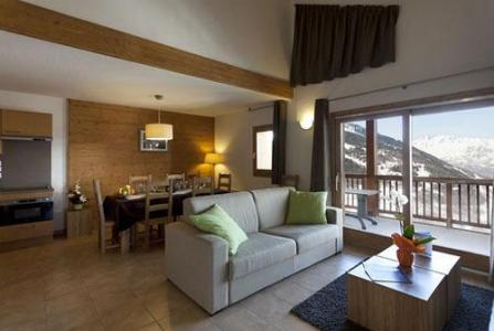 Location au ski Residence Club Mmv L'etoile Des Cimes - Sainte Foy Tarentaise - Canapé