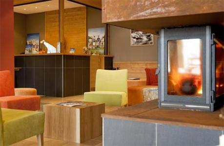 Location au ski Residence Club Mmv L'etoile Des Cimes - Sainte Foy Tarentaise - Réception