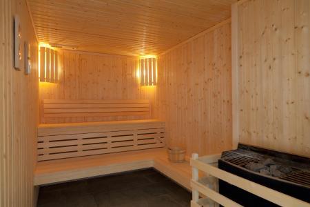 Location au ski Résidence Club MMV l'Étoile des Cîmes - Sainte Foy Tarentaise - Sauna