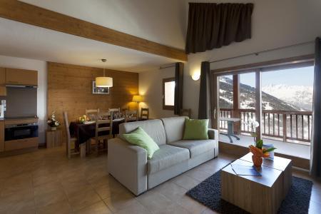 Location au ski Résidence Club MMV l'Étoile des Cîmes - Sainte Foy Tarentaise - Séjour