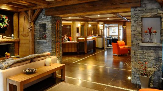 Rent in ski resort Résidence le Ruitor - Sainte Foy Tarentaise - Reception