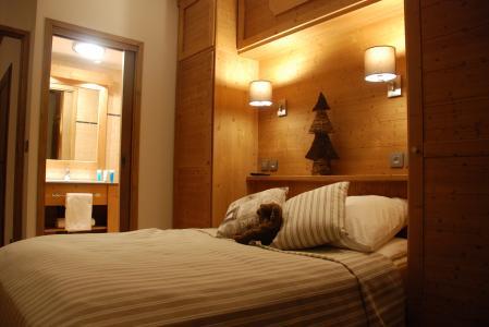 Rent in ski resort Résidence le Ruitor - Sainte Foy Tarentaise - Bedroom