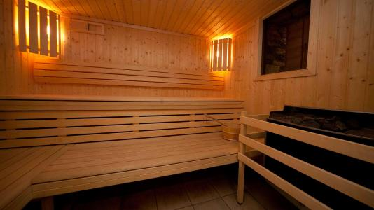Rent in ski resort Résidence le Ruitor - Sainte Foy Tarentaise - Sauna